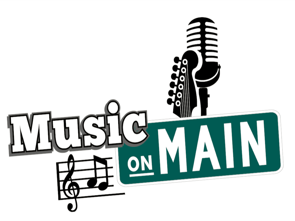 Music on Main logo