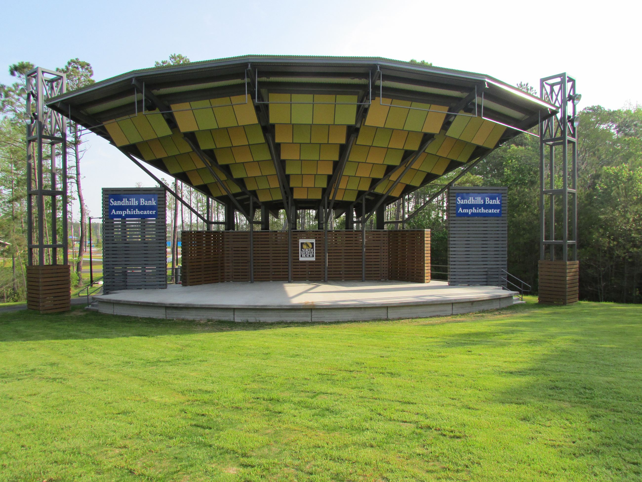 Sandhills Bank Amphitheater